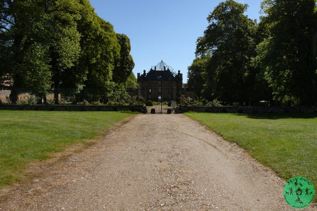 Balade du chateau de Fleury